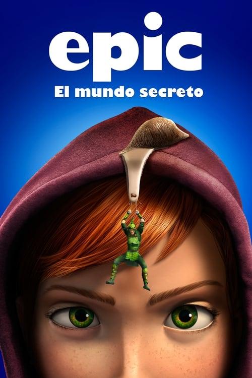 Imagen Epic: El mundo secreto