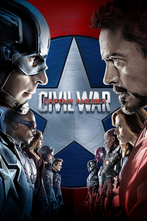 Captain America: Civil War film en streaming