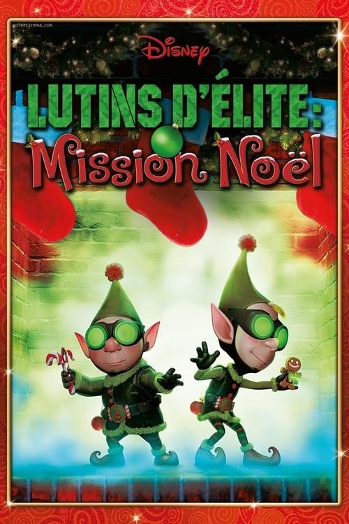 [720p] Lutins d'élite : Mission Noël (2009) streaming