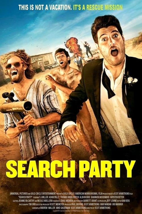 Download Search Party (2014) Best Quality Movie