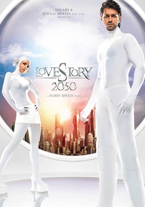 Mira Love Story 2050 Con Subtítulos En Línea