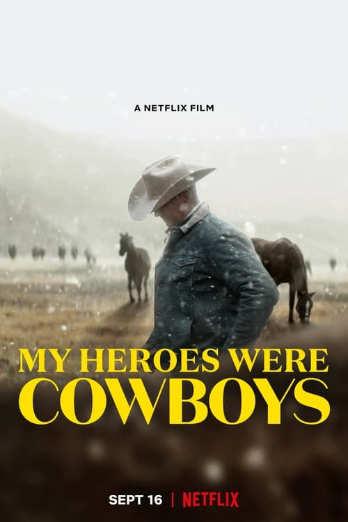 Kahramanım Kovboylar - My Heroes Were Cowboys (2021) 1080p WEB-DL DDP5.1 x264 DUAL [TR EN]