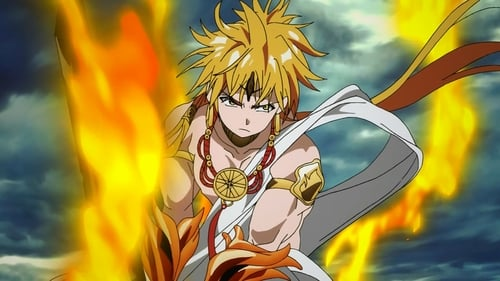 Watch Magi S2E21 Online