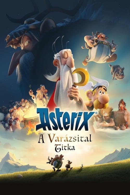 Asterix: A varázsital titka 2018