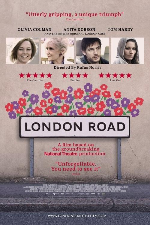 London Road (2015) Poster