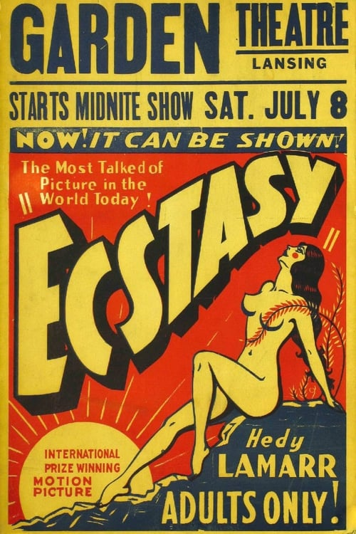 Watch Ecstasy (1933) Best Quality Movie