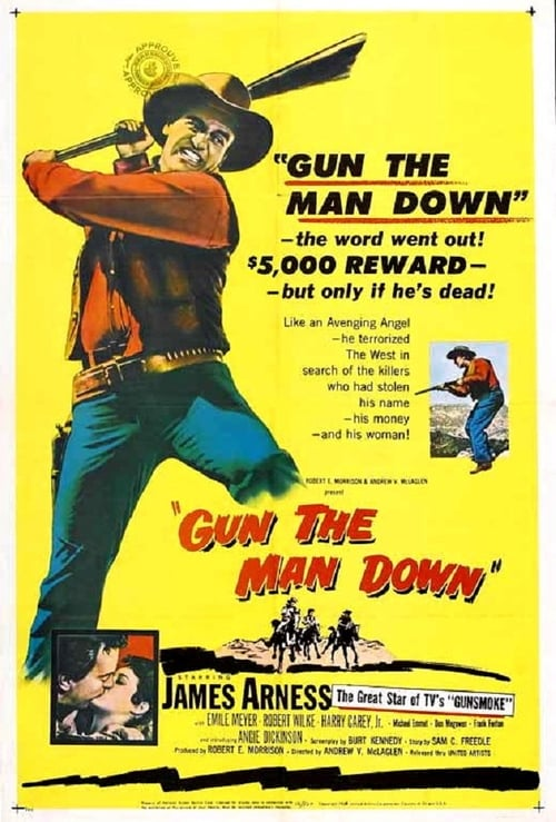 Download Gun the Man Down (1956) Best Quality Movie