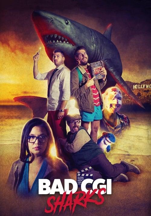 مشاهدة الفيلم Bad CGI Sharks مجانا