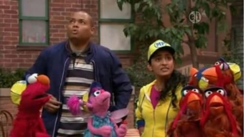 Sesame Street: Season 41 – Episod Chicken About Thunderstorms