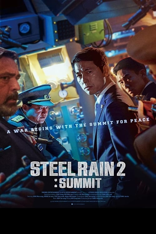 Steel Rain 2: Summit poster