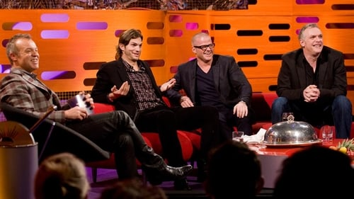 The Graham Norton Show: Season 8 – Episod Ashton Kutcher, Heston Blumenthal, Greg Davies, Hurts