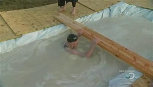 MythBusters: Season 2009 – Épisode Swimming in Syrup