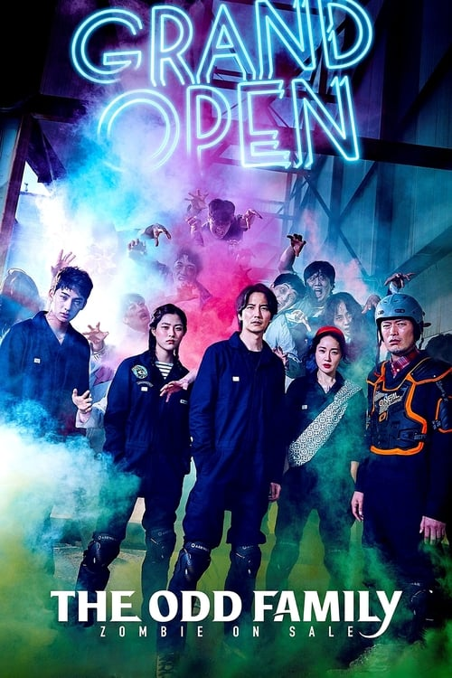 Nonton Drama Korea The Odd Family: Zombie on Sale (2019)