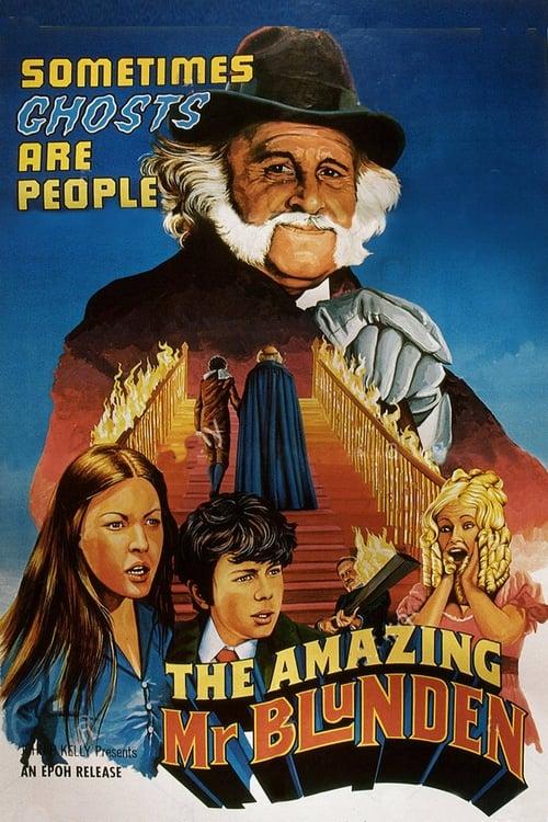Mira La Película The Amazing Mr Blunden Con Subtítulos En Línea