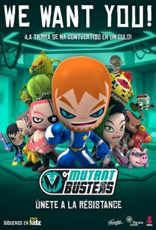 Mutant Busters (2017)