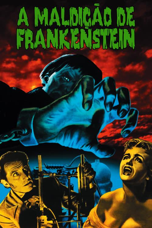 Assistir A Maldição de Frankenstein Em Português