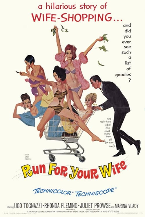 Run for Your Wife (1965)