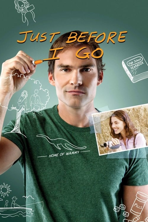 Just Before I Go - Poster