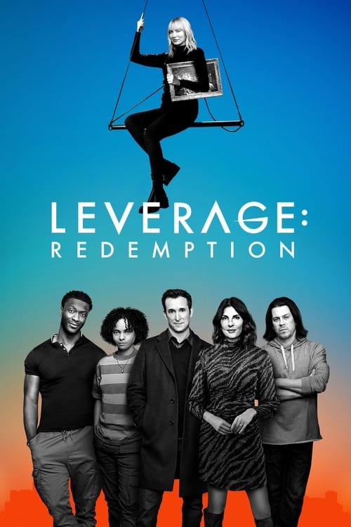 Leverage: Redemption Poster