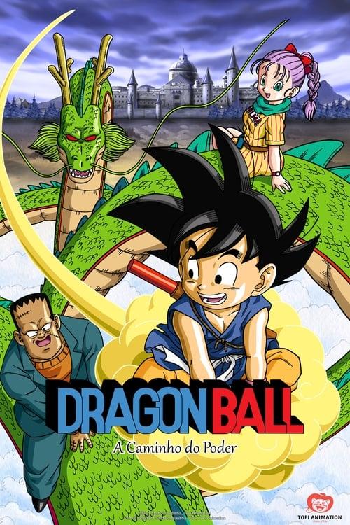 Assistir Dragon Ball: A Caminho do Poder