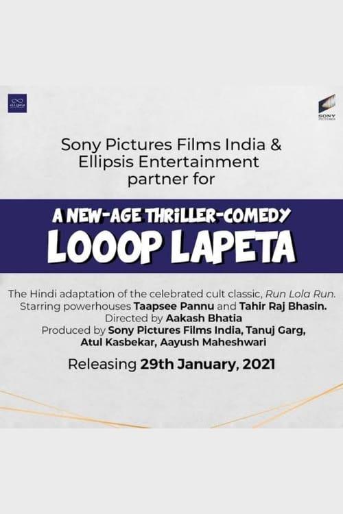 Looop Lapeta (2021) Poster