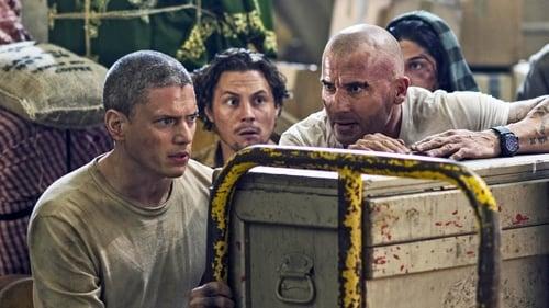 Prison Break - Season 5 - Episode 5: Contingency