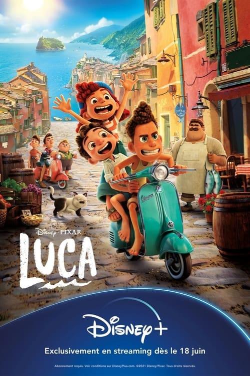 ✿ Luca (2021) ★
