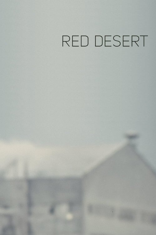 Largescale poster for Il deserto rosso