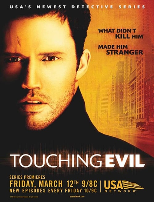 Largescale poster for Touching Evil