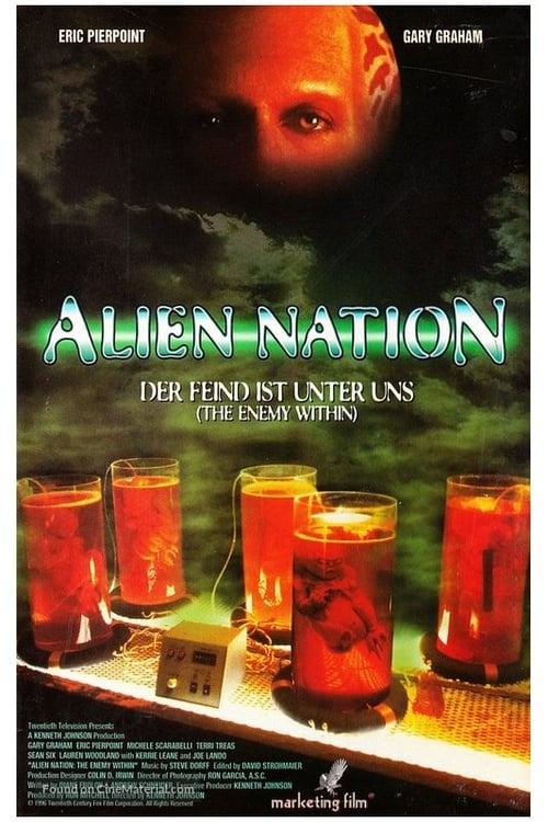 Mira Alien Nación: Un enemigo entre nosotros Completamente Gratis