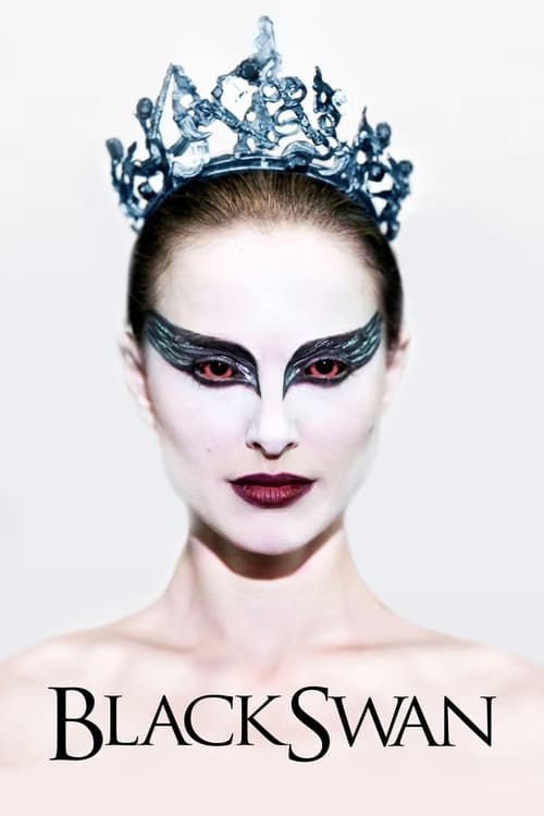 Poster for the movie, 'Black Swan'