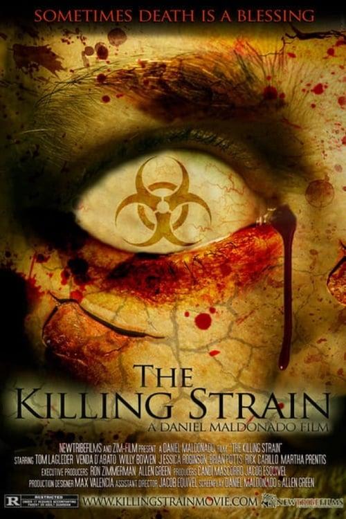 The Killing Strain poster