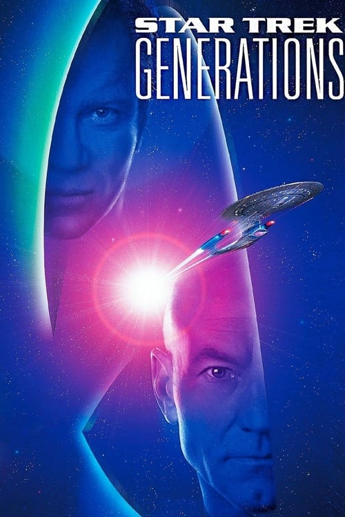 Star Trek: Generations - Poster