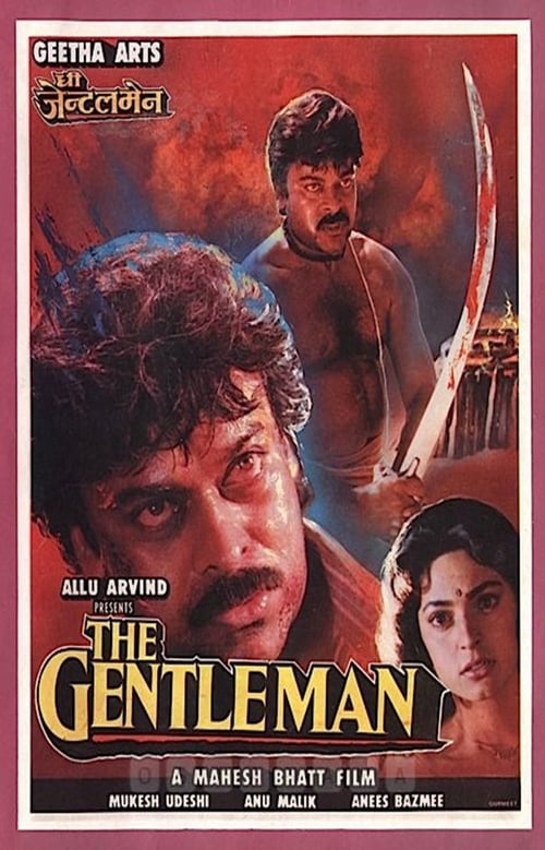 The Gentleman Affiche de film