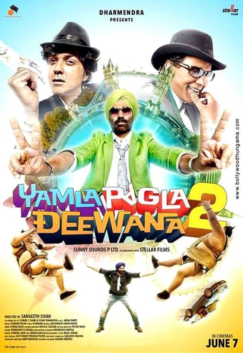 Yamla Pagla Deewana 2 Affiche de film