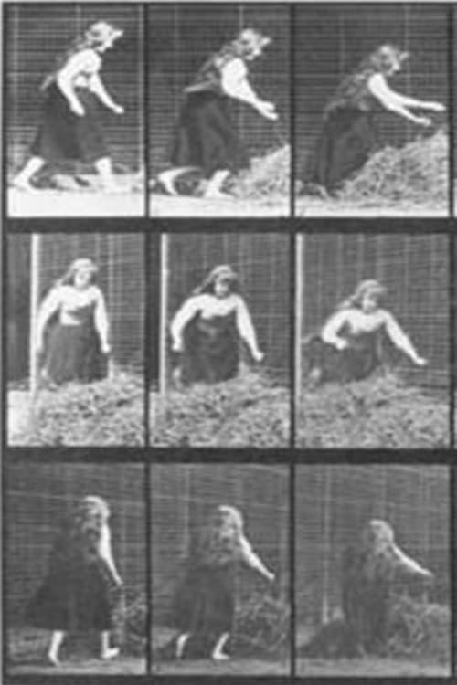 Throwing Self on Heap of Hay (1887)