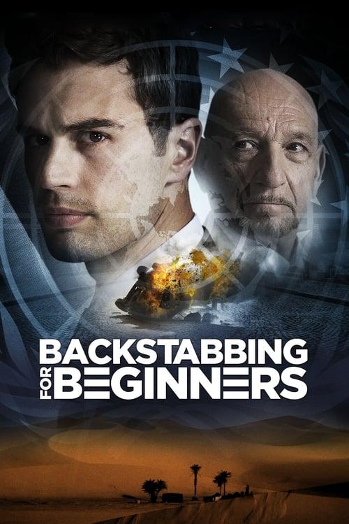 Backstabbing for Beginners - Poster