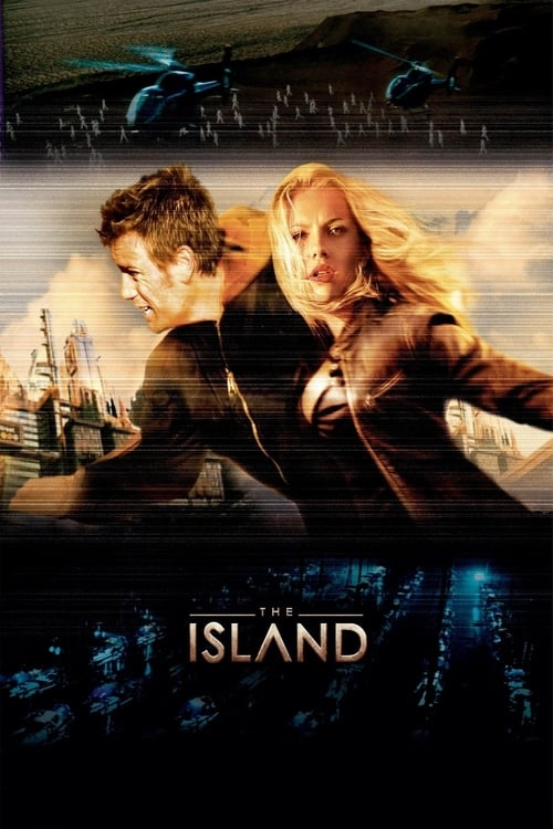[1080p] The Island (2005) streaming vf
