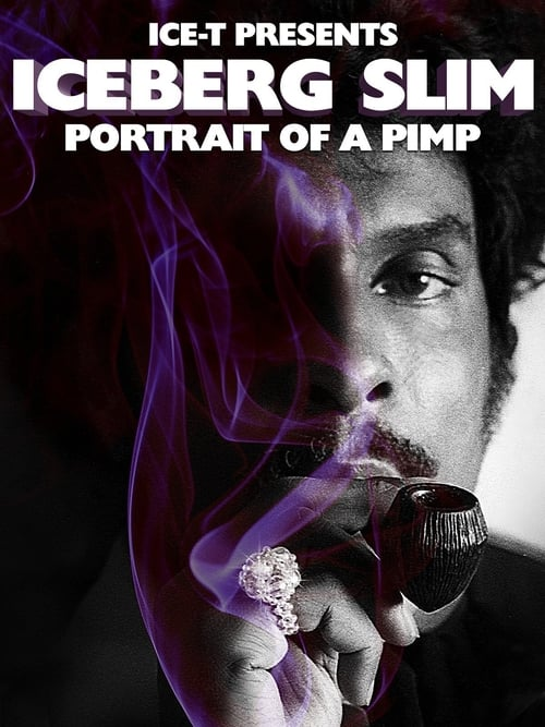 Iceberg Slim: Portrait of a Pimp (2012) Poster