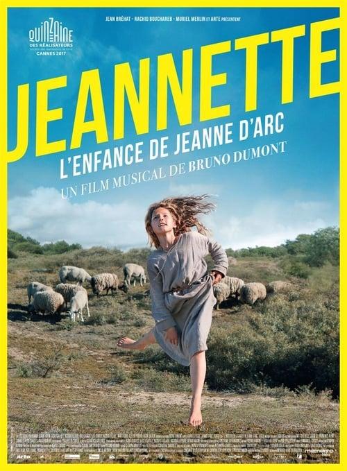 Jeannette, l'enfance de Jeanne d'Arc Film en Streaming VF