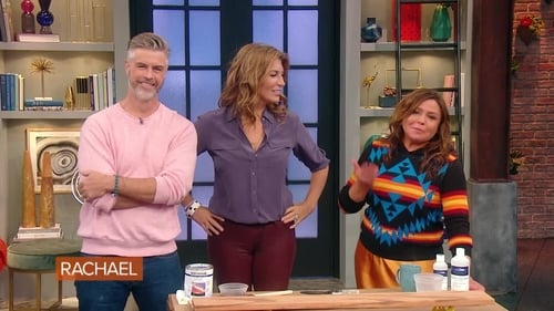 Rachael Ray - Season 14 - Episode 19: Bobby Flay Is In The House