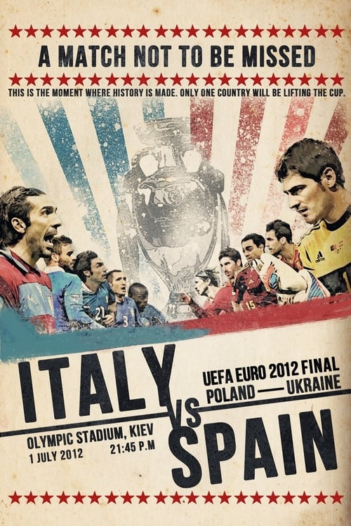 Largescale poster for Euro Final : Spain vs Italy