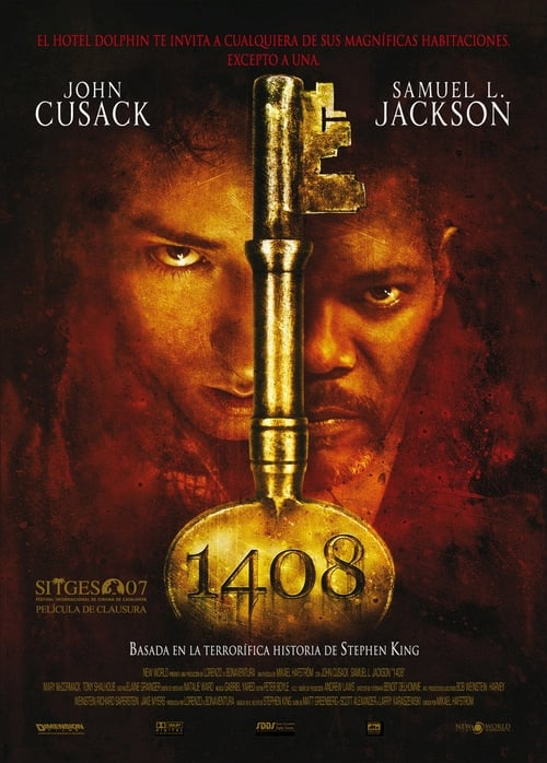 Mira La Película 1408 En Buena Calidad