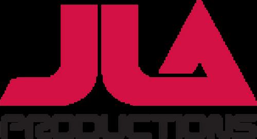 JLA Productions                                                              Logo
