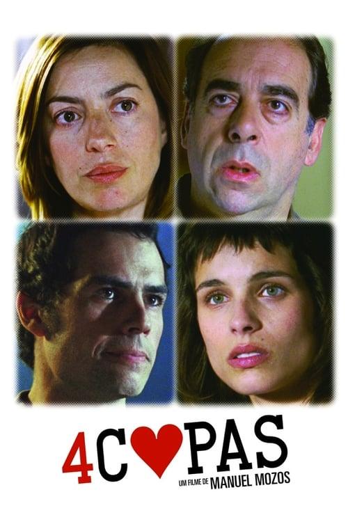 4 Copas poster