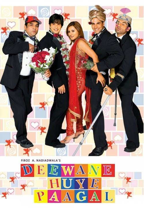 Deewane Huye Paagal (2005)