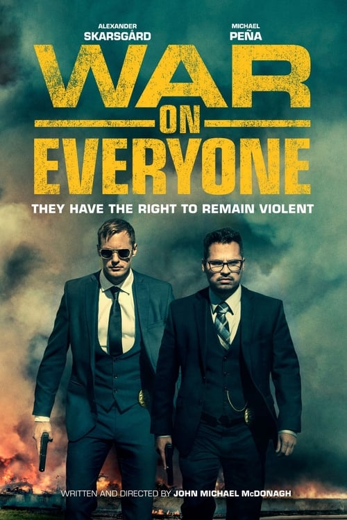 Download War on Everyone (2016) Best Quality Movie