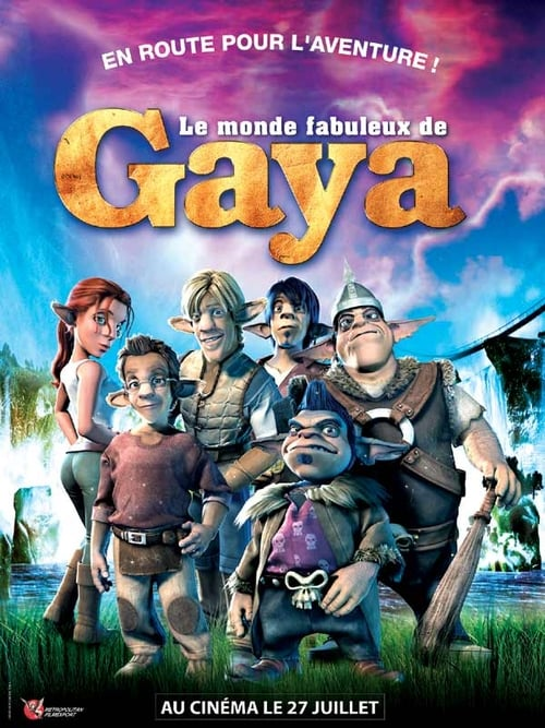 [1080p] Le Monde fabuleux de Gaya (2004) streaming vf hd