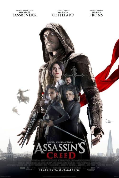 Assassin's Creed ( Suikastçının İnancı )