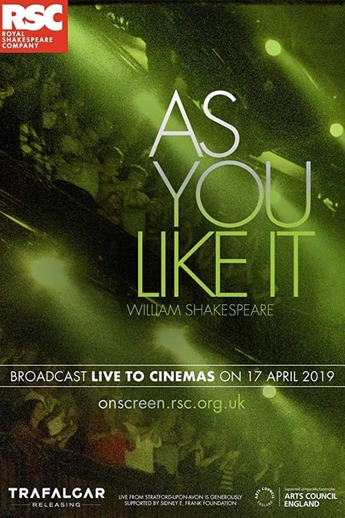 Mira La Película RSC Live: As You Like It Con Subtítulos En Español